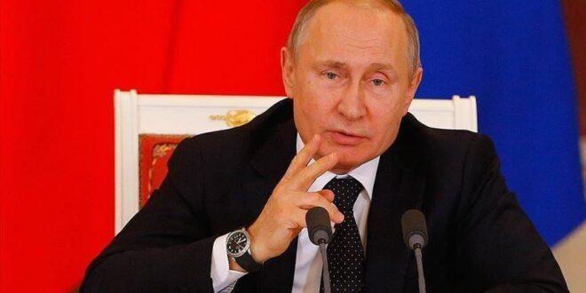 الرئيس بوتين يستشهد باية من القران الكريم ردا على سؤال بشان قصف مصافي النفط السعودية