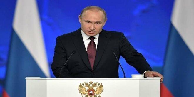 الرئيس بوتين :  ايران تعد من اكثر الدول الخاضعة للتفتيش واكثرها نزاهة والتزاما ببنود الاتفاق النووي