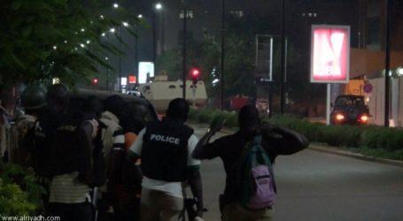"""مجموعة وهابية مسلحة تهاجم مطعما في """" بوركينو فاسو """" وتقتل  17 شخصا على الأقل"""