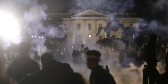 عمدة واشنطن ترفض نشر القوات العسكرية وتعلن عن غضبها من تصرفات الشرطة تجاه المحتجين أمام البيت الأبيض