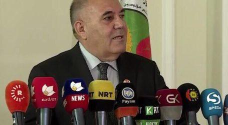 قيادي كردي يؤكد ان الاستفتاء في اقليم كردستان شمال العراق هو سبب الاحداث الاخيرة وعلى الجميع تحمل المسؤولية