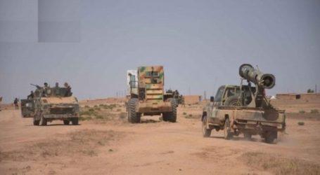 """انطلاق عمليات """" شهداء سنجار """" لتحرير البعاج والقرى والمجمعات السكنية حولها من داعش الوهابي"""