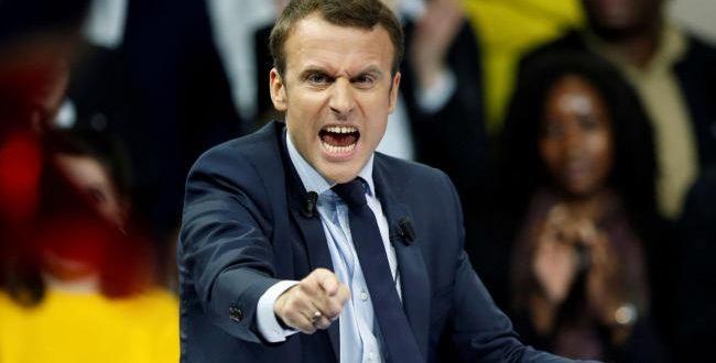 تراجع رضى الفرنسيين من اداء الرئيس ماكرون الى دون ال  50%