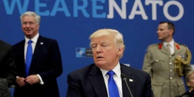 الرئيس ترامب يلغي مؤتمره الصحفي في قمة الناتو في لندن بعد معرفته بسخرية زعماء اوربيين منه