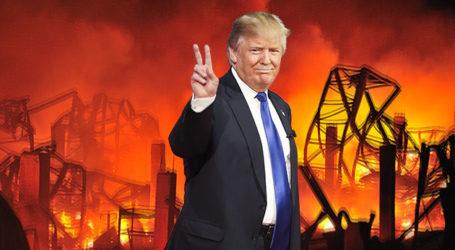 خبراء امريكيون : ترامب مهتم باشعال النار وقراره سيقوض العلاقات الامريكية بالمجتمعات العربية والاسلامية