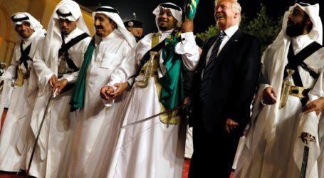 الملك السعودي يهاتف ترامب مرحبا بتصعيد الخطاب المعادي ضد ايران