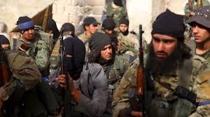 """الخارجية الامريكية تعترف لاول مرة ان ارهابيي """" جبهة النصرة الوهابية """" يستخدمون اسلحة كيماوية في سوريا"""
