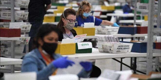 ولاية ميتشغان تصدق على فوز الرئيس المنتخب بايدن في ضربة موجعة جديدة لترامب