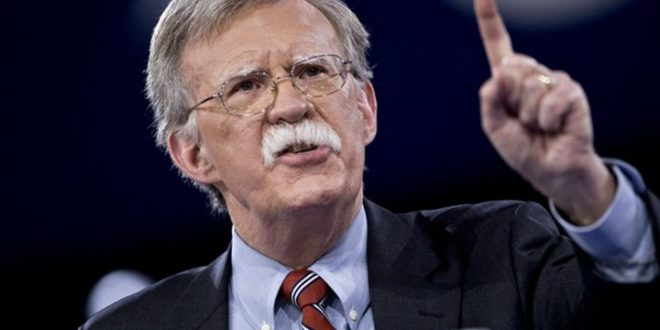 مستشار ترامب للامن القومي يتبنى موقف اسرائيل الرافض لقرار موسكو تزويد سوريا بمنظومة اس 300