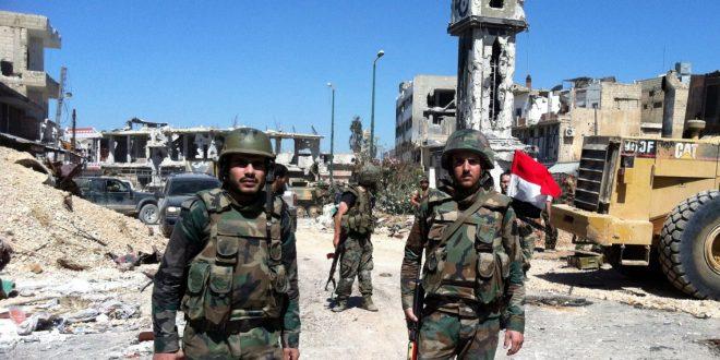 وزير الدفاع الروسي :  الجيش السوري يحرر أكثر من 65% من الغوطة الشرقية