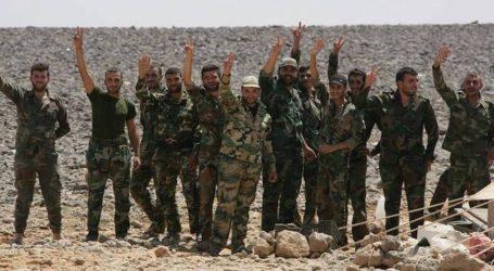 الجيش السوري يغير المعادلة فوق الارض .. ويصل الحدود الأردنية .. ويخوض معارك عنيفة لفك الحصار عن مطار دير الزور