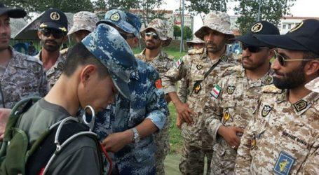 مناورات لحرس الثورة الاسلامية بالمدفعية وبمشاركة وحدات صاروخية وطائرات مسيرة مع حدود اقليم كردستان فى رسائل تحذيرية