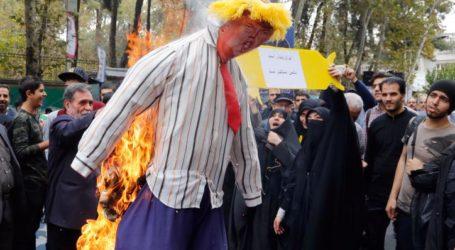 تظاهرات في نحو الف مدينة وبلدة ايرانية ضد ترامب دعما للقدس وفلسطين وتظاهرات حاشدة في عمان تندد بقرار ترامب