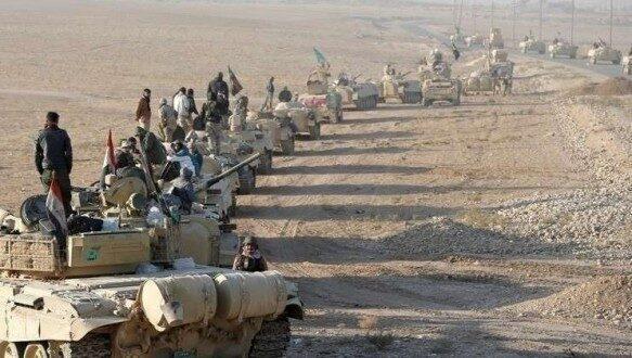 المنجز الامني في قواطع الحشد الشعبي بعمليات ابطال العراق في كركوك وصلاح الدين وفي ديالى