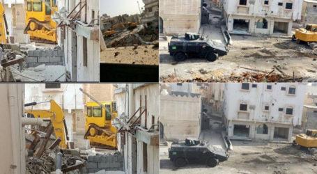الامم المتحدة تدعو النظام السعودي لوقف عمليات هدم بلدة المسورة في العوامية في القطيف