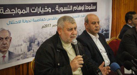 قادة في حماس والجهاد الاسلامي نحن جاهزون شعبًا وفصائل مقاومة لحماية أي قرار فلسطيني رداً على القرار الامريكي