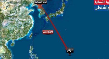 """زعيم كوريا الشمالية يستلم خطط اطلاق الصواريخ على """" جزيرة غوام """" والبنتاغون يحذر من اندلاع الحرب"""