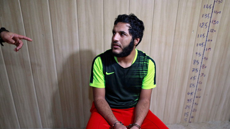 ارهابي داعشي يعترف باغتصاب اكثر من 200 امراة وقتل 500 شخص