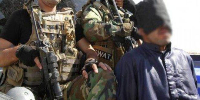 امن اقليم كردستان يعتقل 6 ارهابيين من فلول دواعش في السليمانية من سكان الفلوجة والمحمودية