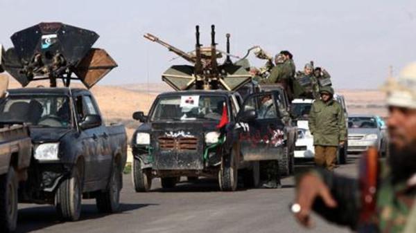 مصادر مطلعة : ضباط عراقيون من حرس صدام يدربون عناصر داعش في ليبيا