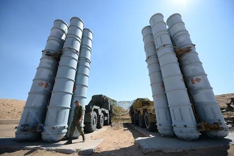 درع صاروخي