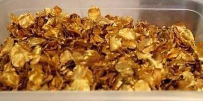 السلطات السودانية تعلن احباط محاولة تهريب 245 كيلوغراما من الذهب