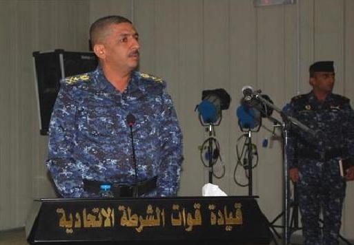 """الشرطة الاتحادية تحرر جزيرة غرب سامراء في صلاح الدين واعتقال قادة في """"داعش"""" في عمليات سامراء"""