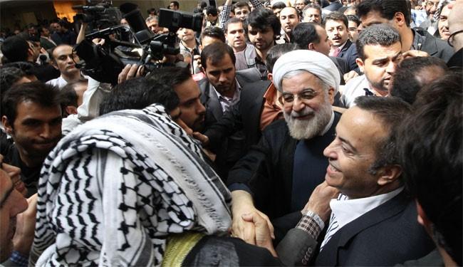 الرئيس روحاني يعلن بدء تحرك جديد لحكومته في الاقتصاد والسياسة