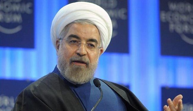 الرئيس الايراني : هناك دور كبير للاسلام في مناهضة الاستعمار والقوى الاستعمارية تفرح بقيام مسلم بقتل مسلم اخر