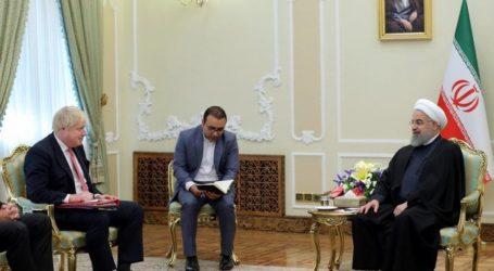 الرئيس روحاني : قرار ترامب بشان القدس بمثابة صب الزيت على نار المنطقة