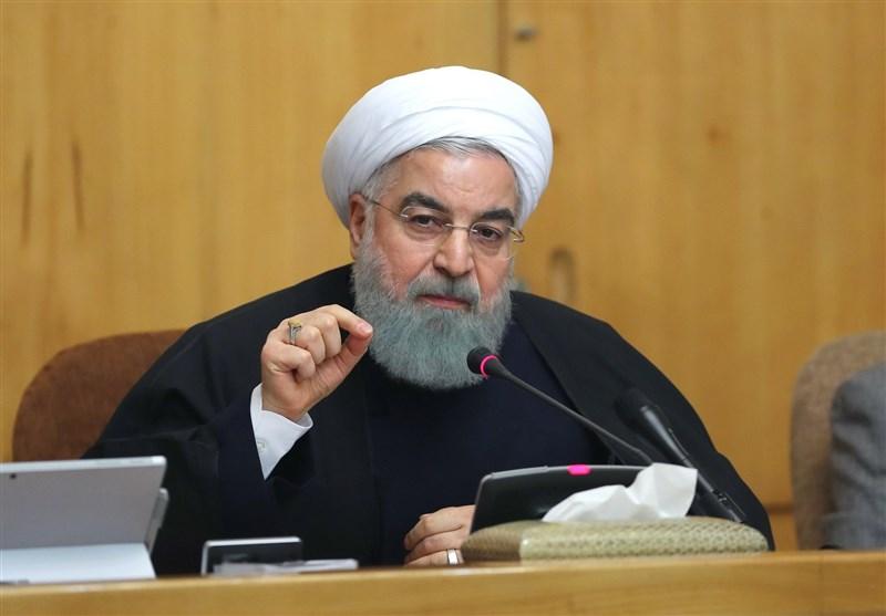 الرئيس روحاني يدعو الدول الاوروبية الى التخطيط للرد على العقوبات الاميركية كما وعدت بذلك