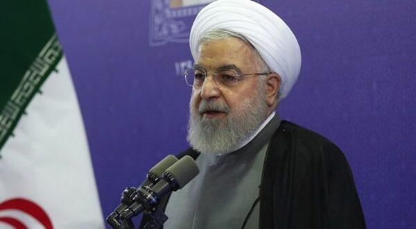 الرئيس روحاني : الامريكيون هم اول من يفرون من المنطقة عند حدوث الخطر