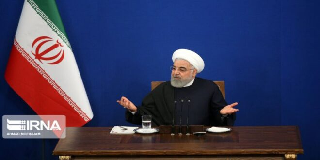 الرئيس روحاني :  السعودية  ورطت نفسها في اليمن وورطت الشعب اليمني العزيز وارتكبت مجزرة غير مسبوقة فيه