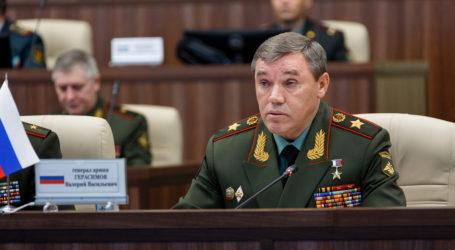 رئيس هيئة الأركان في الجيش الروسي : روسيا وإيران قامتا بالكثير من أجل إنهاء الارهاب في سوريا