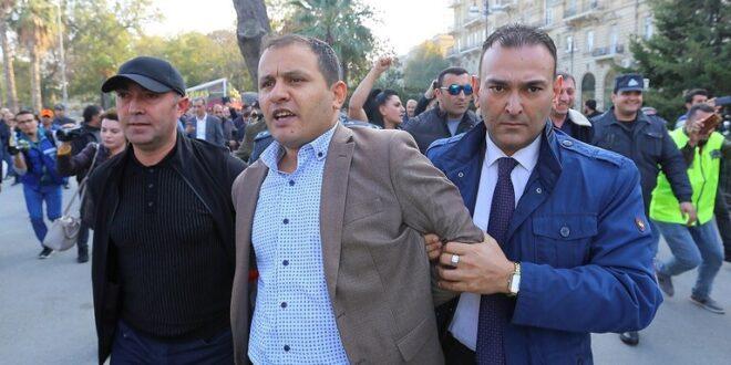 اذربيجان : الشرطة تعتقل زعيم حزب المعارضة عارف حاج علي