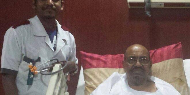 """الشرطة السودانية تكشف عن احباط محاولة تهريب الرئيس المخلوع البشير بواسطة عناصر """"مارقة""""  من النظام"""