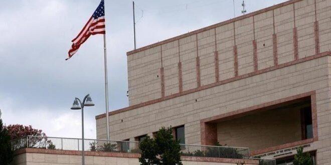 هجوم صاروخي يستهدف محيط السفارة الامريكية في منطقة الخضراء وسط بغداد