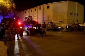 امن السفارة الاسرائيلية في عمان يقتلون اردنيين اثنين بعد تعرضهم لهجوم وتغريدات تؤكد ان الهجوم انتقام للاقصى