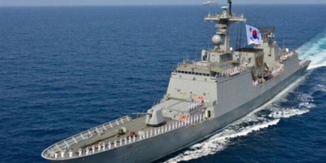 ايران تحذر كوريا الجنوبية من ارسالها لسفينة عسكرية الى منطقة الخليج وبجر عمان