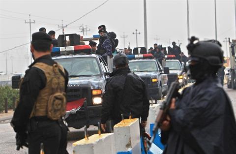 """مقتل قائد تنظيم """" داعش """" في صلاح الدين احمد العبيد"""" و 4 من مساعديه واعتقال 21 ارهابيا بينهم 6 من جنسيات عربية"""