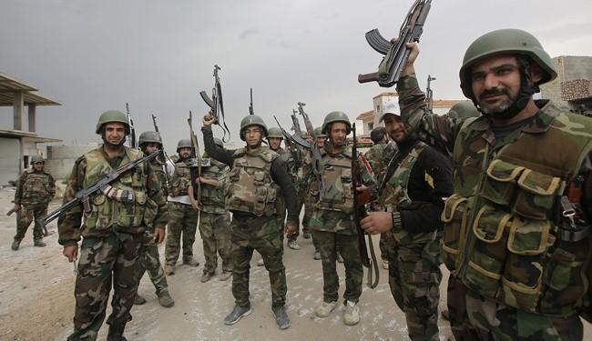 """الجيش السوري يسيطرعلى جبل """" مار مارون """" الاستراتيجي ويتقدم في """" يبرود """" والجماعات الوهابية تعترف بالهزيمة"""