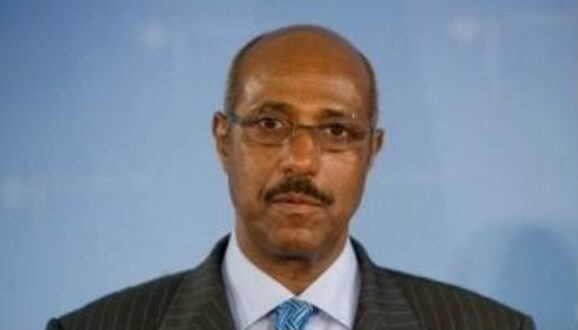 """مقتل """"سيوم مسفن """" وزير الخارجية الاثيوبي الاسبق القيادي في جبهة تحرير تيغراي"""