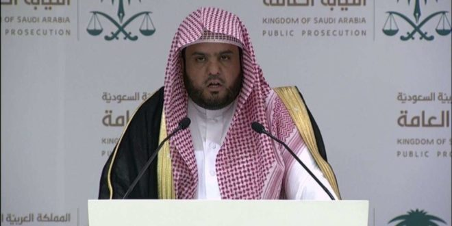 النيابة العامة السعودية تعترف بنصف الحقيقة في جريمة قتل وتقطيع جثة خاشقجي وتتستر على دور ولي العهد في الجريمة