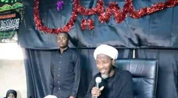 استشهاد العلامة قاسم عمر سوكوتو احد ابرز علماء الشيعة في نيجيريا واحد مساعدي الشيخ الزكزاكي