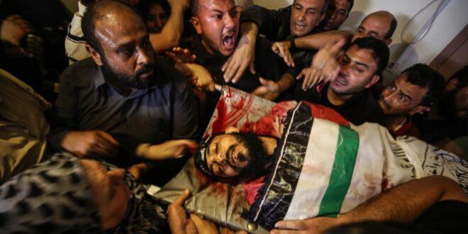 ارتفاع عدد الشهداء في القصف الاسرائيلي لغزة الى 26 فلسطينيا وصواريخ المقاومة تسهتدف العمق الاسرائيلي