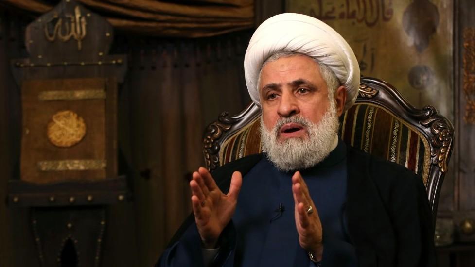 الشيخ نعيم قاسم : كل نقطة في الكيان الصهيوني معرضة لصواريخ حزب الله
