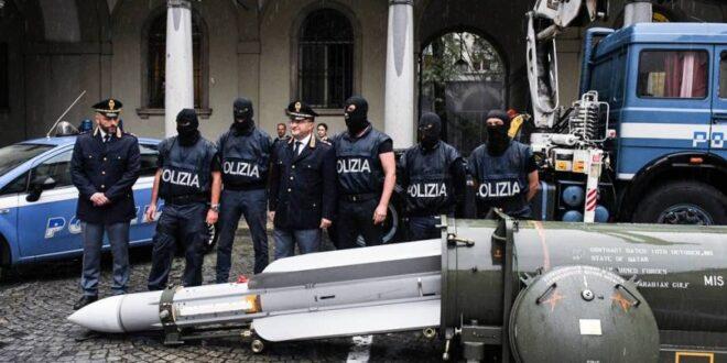 بعد ضبط صاروخ للجيش القطري في إيطاليا… الدوحة: تم بيعه لدولة نتحفظ على ذكرها