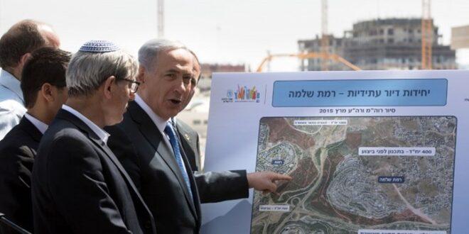 صحيفة اسرائيلية : الادارة الامريكية اوعزت لنتنياهو وقف قرار ضم الاراضي في الضفة الغربية في الوقت الحالي