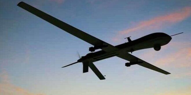 طائرة مسيرة تستهدف موقعا للتحالف الامريكي في اقليم كردستان