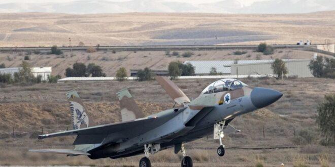 مصادر اعلامية اسرائيلية تكشف عن تكثيف الضربات الجوبة ضد معسكرات للجيش السوري تزعم انها تضم قوات ايرانية